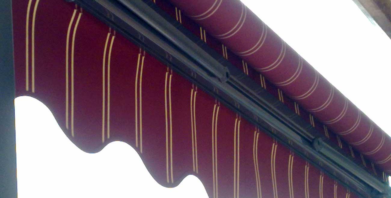 Toldo para Balcones Telon Stor
