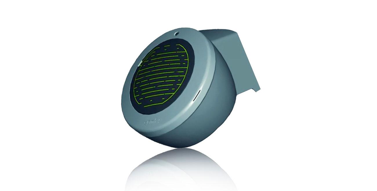 Sensor lluvia Somfy