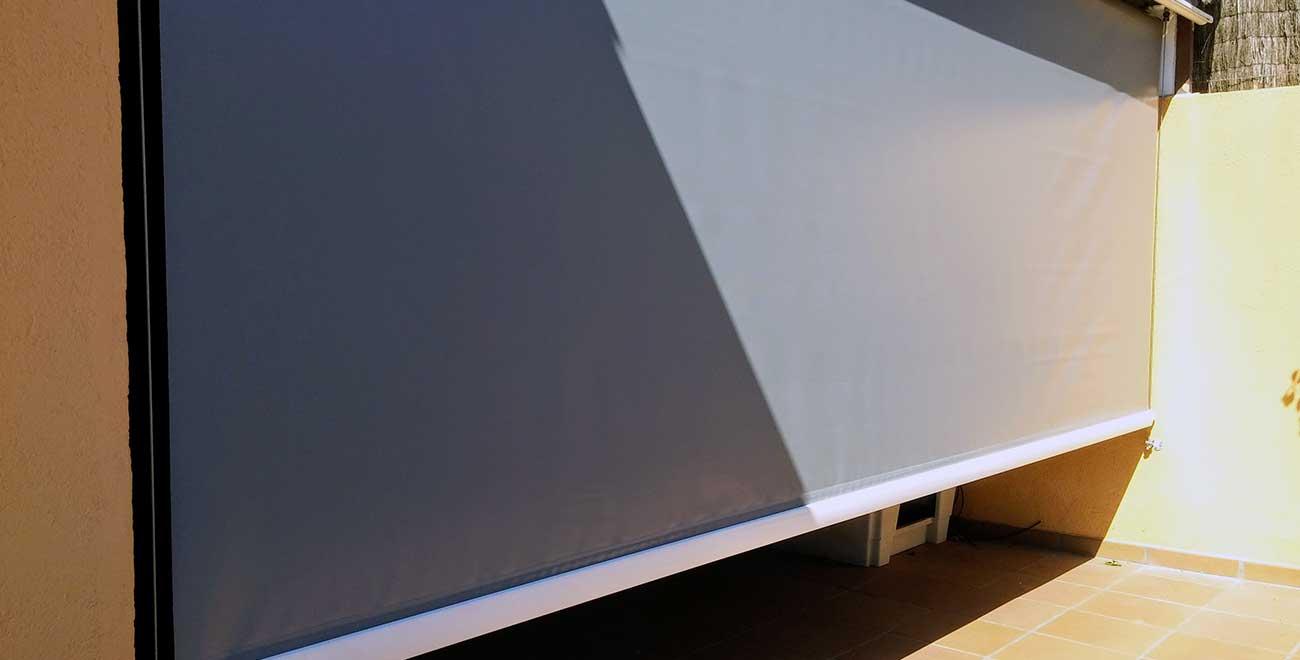 Toldos con Tejidos PVC impermeable