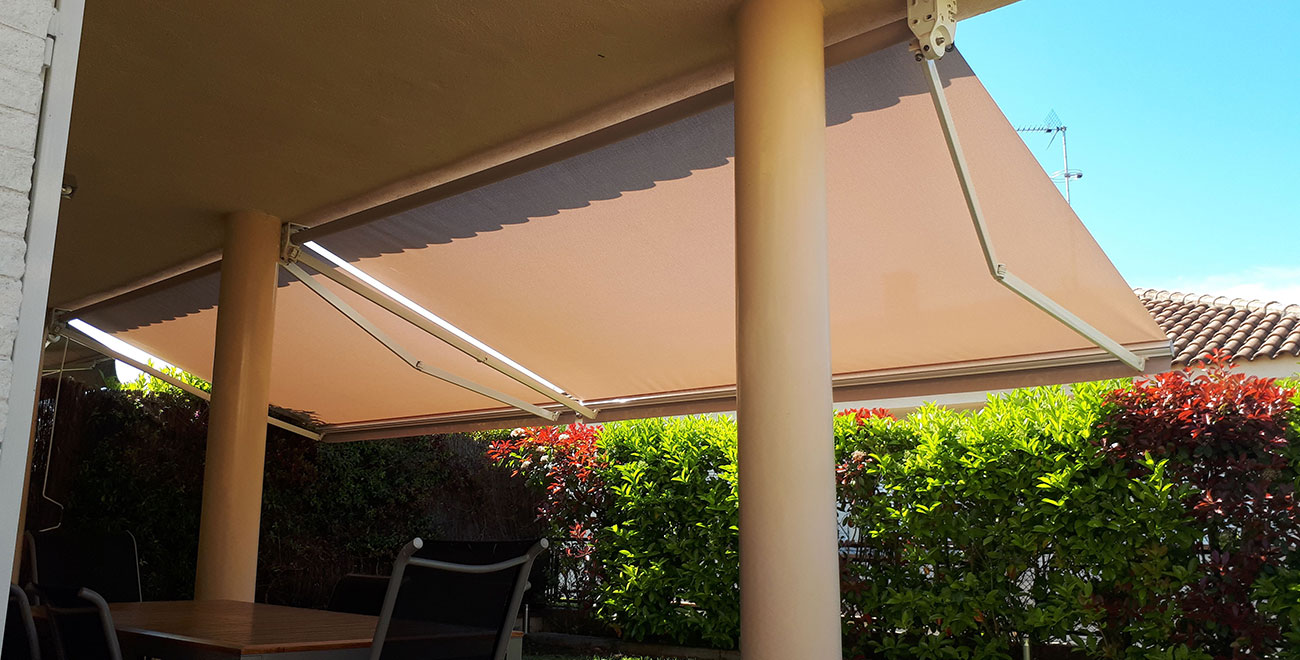 Toldo Brazo Invisible